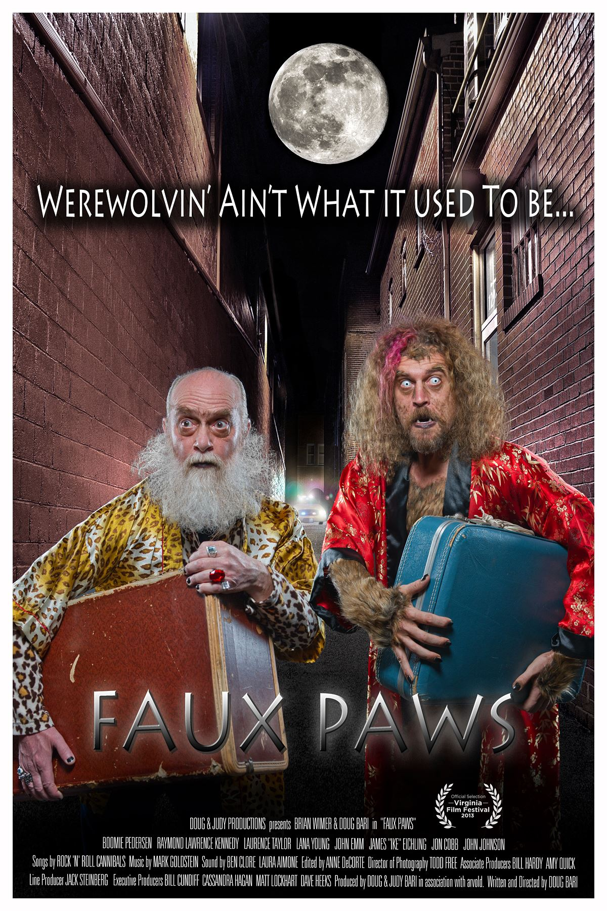 Faux Paws The Film Poster
